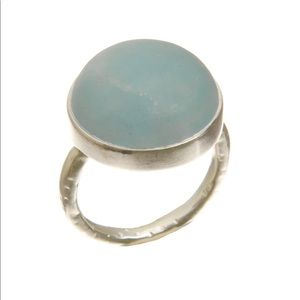[Emily Rose Gems] aquamarine ring